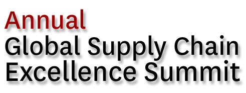 Global Supply Chain Excellence Summit